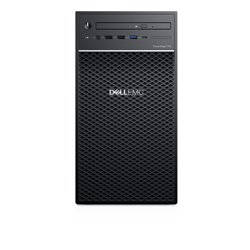 DELL SERVER TOWER POWEREDGE T40 XEON E-2224G 4 CORE 3.5GHz 8GB DDR4 UDIMM 1TB HDD