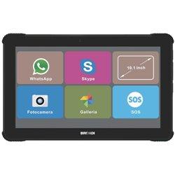 BRONDI AMICO TABLET 10.1 LCD 1GB+8GB DUAL SIM 5000mAh 2MP TASTO SOS VIDEOCHIAMATE TRAMITE WHATSAPP E SKYPE