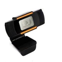 LINK WEBCAM USB CON MICROFONO INCORPORATO, HD 1280X720P, 30FPS, CAVO USB 2.0 LUNGHEZZA 1.5M, AUTOBILANCIAMENTO, PLUG AND PLAY