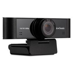VIEWSONIC WEBCAM FULL HD 1920X1080 A 30 FPS, MEETING CAMERA CON MICROFONO INCORPORATO, USB 2.0, ULTRA-WIDE, AMPIO CAMPO VISIVO 1