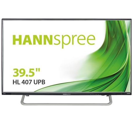 "HANNSG MONITOR 39,5"" LED 16:9 FHD 5000:1 HDMI 2XVGA MULTIMEDIALE"