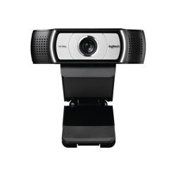 LOGITECH WEBCAM C930E 1920X1080P, 30 FPS, ZOOM 4X