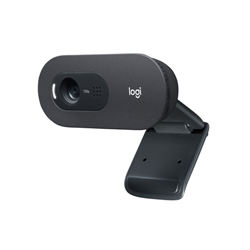 LOGITECH WEBCAM HD C505 RISOLUZIONE 720P, 30FPS, USB PLUGPLAY