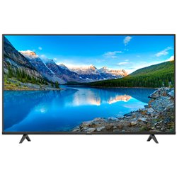 TCL TV 50 4K SLIM CON HDR E ANDROID TV NERO