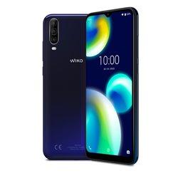 Wiko View4 Lite 16,6 cm (6.52 Zoll) Dual-SIM Android 10.0 4G Mikro-USB 2 GB 32 GB 4000 mAh Blau WIKVIEW4LITEDEBST