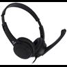 NGS VOX505 USB Casque Arceau Noir VOX505USB