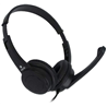 NGS VOX505 USB Headset Head-band Black VOX505USB