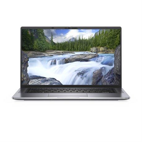 DELL NB LATITUDE 9510 I7-10710U 16GB 512GB SSD 15.0 WIN 10 PRO