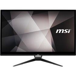 MSI Pro 22XT 10M-004EU 54,6 cm (21.5) 1920 x 1080 Pixel Touch screen Intel® Core™ i3 di decima generazione 8 GB DDR4-SDRAM 2...