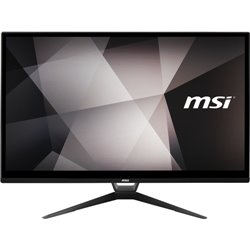 MSI Pro 22XT 10M-004EU 54.6 cm (21.5) 1920 x 1080 pixels Touchscreen 10th gen Intel® Core™ i3 8 GB DDR4-SDRAM 256 GB SSD Win...
