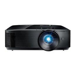 OPTOMA VIDEOPROIETTORE HD146X LED, FHD, 3400AL, CONTRASTO 25.000:1, DLP, HOME CINEMA