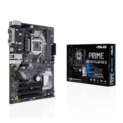 ASUS MB PRIME H310-PLUS-R2.0 LGA1151 8TH 2DDR4 HDMI 2PCIE 3PCI ATX, COFFEE LAKE