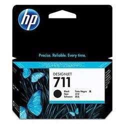 HP CART INK NERO PER PLOTTER T120 - T520 N.711