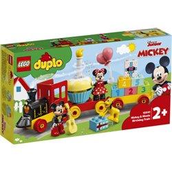 LEGO DUPLO - IL TRENO DEL COMPLEANNO DI TOPOLINO E MINNIE