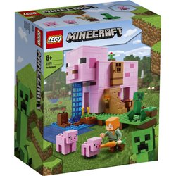 LEGO MINECRAFT - LA PIG HOUSE