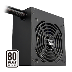 SHARKOON ALIMENTATORE PC SERIE SHP V2, 550W, 80 PLUS, ATX