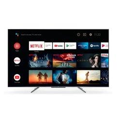 TCL TV 55 4K QLED ULTRA SOTTILE CON HDR PREMIUM NERO