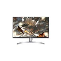 """LG MONITOR 27"""" LED IPS 16:9 3840X2160, DP/HDMI"""