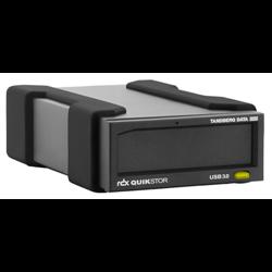 TANDBERG KIT DISPOSITIVO ESTERNO RDX USB3+ AUTOALIMENTATO CON CARTUCCIA BACKUP 4TB (SUPPORTO WINDOWS
