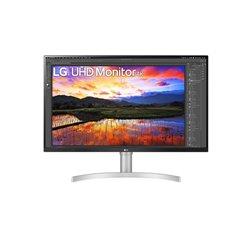 """LG MONITOR 31,5"""" LED IPS 16:9 3840X2160, DP/HDMI"""