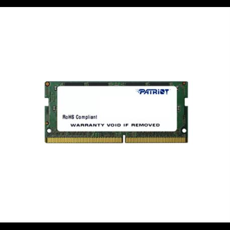 PATRIOT RAM SO-DIMM 8GB DDR4 3200MHZ