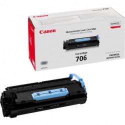 Canon 706 Original Noir 1 pièce(s) 0264B002