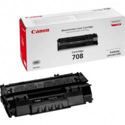 Canon 708 Original Noir 1 pièce(s) 0266B002
