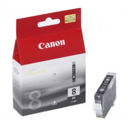 Canon CLI-8BK Original Black 1 pc(s) 0620B001
