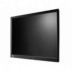 LG 17MB15T moniteur à écran tactile 43,2 cm (17) 1280 x 1024 pixels Noir Multi-utilisateur