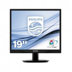 Philips S Line Monitor LCD com retroiluminação LED 19S4QAB/00