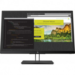 HP Z24nf G2 monitor de ecrã plano 60,5 cm (23.8) Full HD LED Fosco Preto 1JS07AT