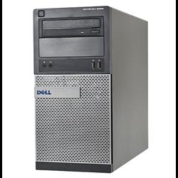 REFURBISHED PC DELL 3020 TOWER I5-4590 4GB 500GB WIN 10 PRO