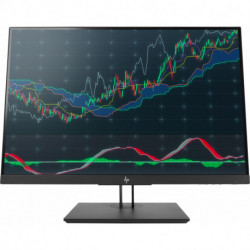 HP Z24n G2 LED display 61 cm (24) WUXGA Plana Negro 1JS09AT