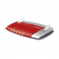 AVM FRITZ!Box 7430 router inalámbrico Banda única (2,4 GHz) Ethernet rápido Rojo 20002740
