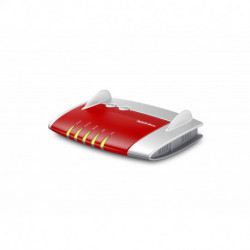 AVM FRITZ!Box 4020 router sem fios Ethernet rápida 3G 4G Vermelho 20002744