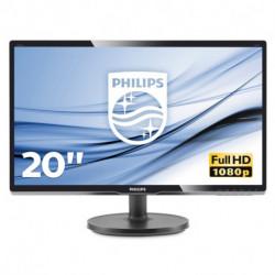 Philips V Line Moniteur LCD avec rétroéclairage LED 200V4QSBR/00