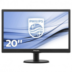 Philips V Line LCD-Monitor mit SmartControl Lite 203V5LSB26/10