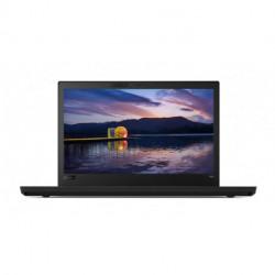 Lenovo ThinkPad T480 Noir Ordinateur portable 35,6 cm (14) 1920 x 1080 pixels Intel® Core™ i5 de 8e génération i5- 20L50000IX