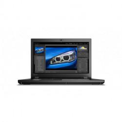 Lenovo ThinkPad P52 Negro Estación de trabajo móvil 39,6 cm (15.6) 1920 x 1080 Pixeles 8ª generación de procesadores 20M90017IX
