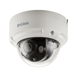 D-LINK IP CAMERA 4 MEGAPIXEL H.265 OUTDOOR DOME