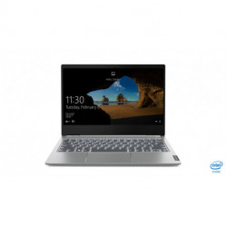 Lenovo ThinkBook 13s Grigio Computer portatile 33,8 cm (13.3) 1920 x 1080 Pixel Intel® Core™ i7 di ottava generazione 20R90059IX