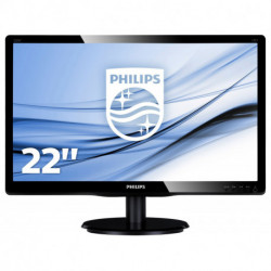 Philips V Line LCD monitor with LED backlight 220V4LSB/00