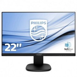 Philips S Line LCD-Monitor mit SoftBlue Technology 223S7EHMB/00