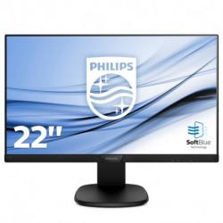 Philips S Line Moniteur LCD avec technologie SoftBlue 223S7EHMB/00