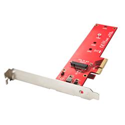 LINDY SCHEDA PCIE 3.0X4 PER SSD M.2