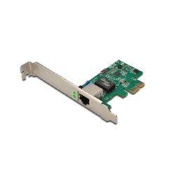Digitus DN-10130 adaptador y tarjeta de red Ethernet 1000 Mbit/s Interno DN10130