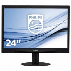 Philips S Line Moniteur LCD avec SmartImage 240S4QYMB/00