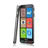 """Brondi Amico S Nero 14,5 cm (5.7"""") Double SIM 4G USB Type-C 1 Go 8 Go 2800 mAh Noir"""