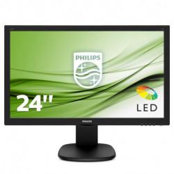 Philips S Line Moniteur LCD 243S5LHMB/00