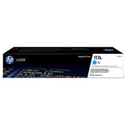 HP TONER CIANO 117A 700 PAG